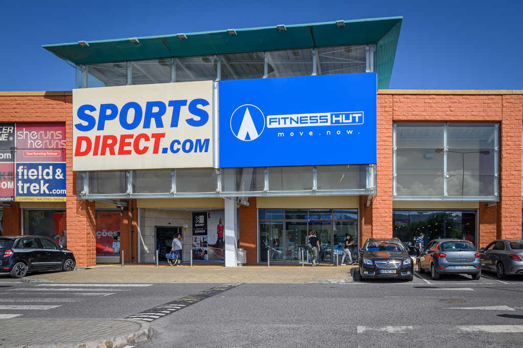 sports direct sintra retail park