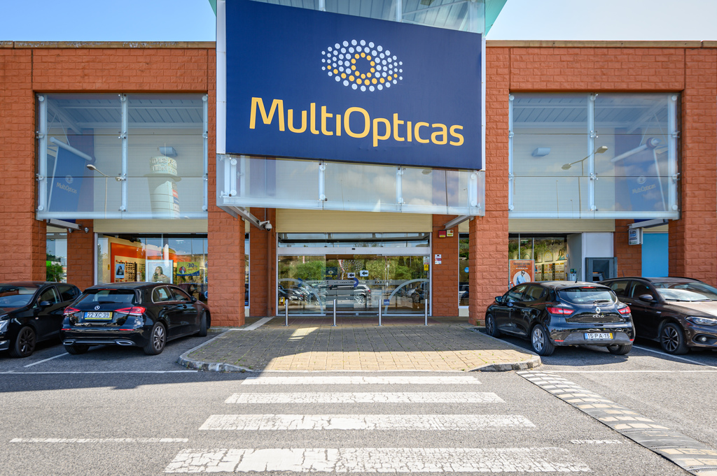 Multi Opticas sintra retail park